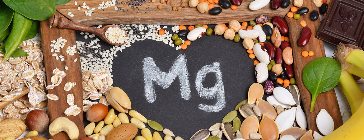 Magnesium is important to the proper functioning of the body