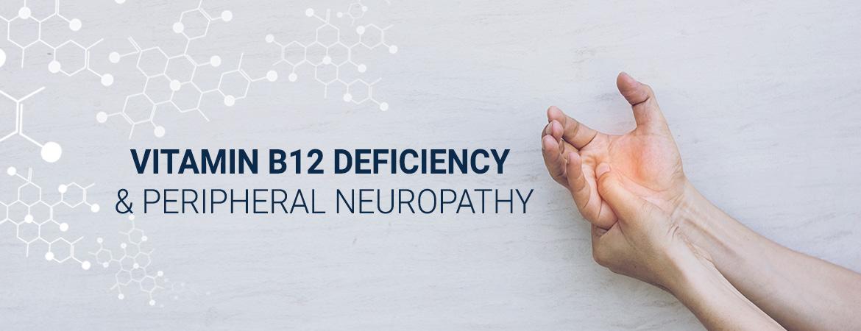Carence en vitamine B12 et neuropathie périphérique