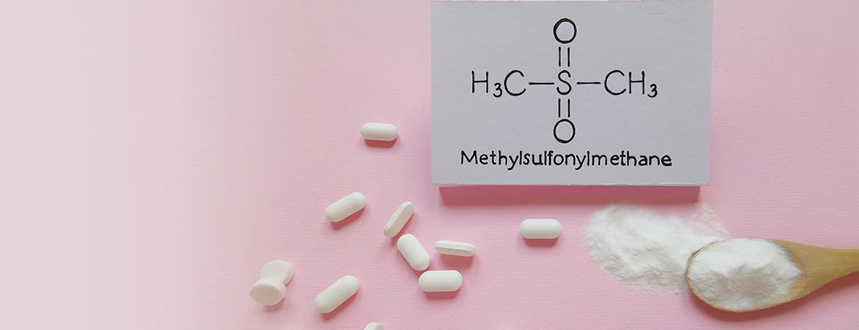 Methyl - sulfonyl - methane (MSM)