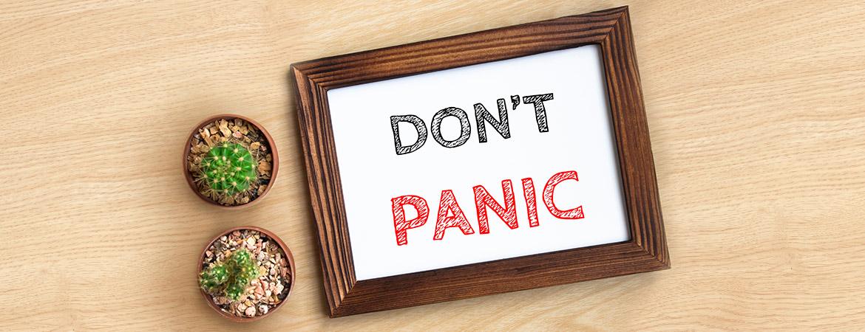 Panic Attacks & Natural Treatment