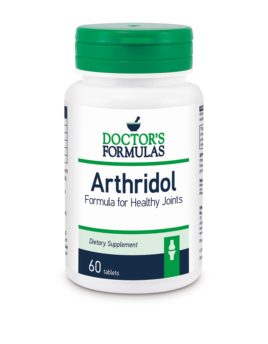 Arthridol | Supporting Healthy Joints & Pain Management