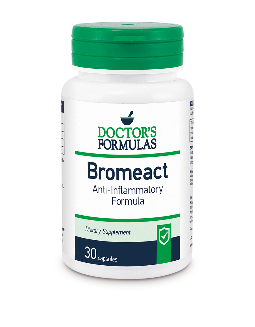 Bromeact Formula | Immune System Support - Inflammation Management