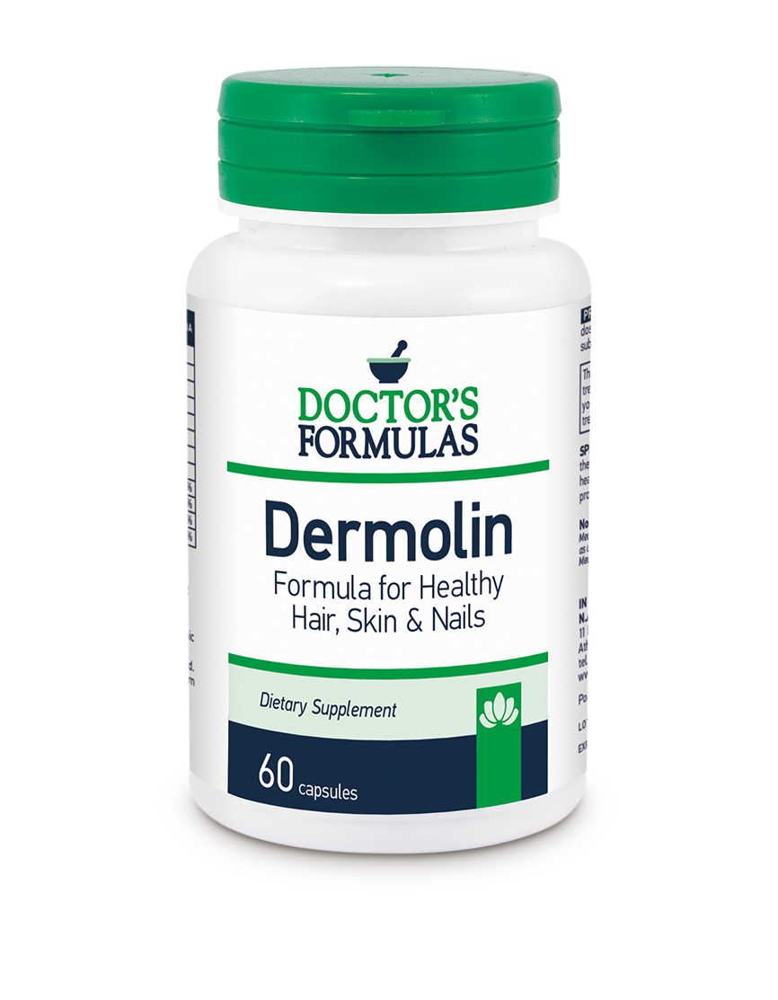 Dermolin | Formula for Healthy Hair, Skin & Nails