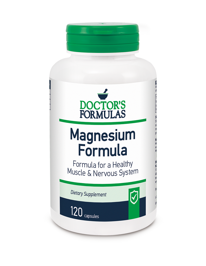 Magnesium | Formula promoting a Healthy Muscle & Nervous System