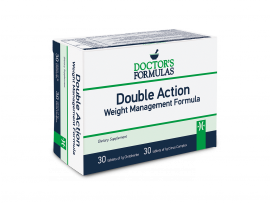 Image DOUBLE ACTION WEIGHT MANAGEMENT FORMULA