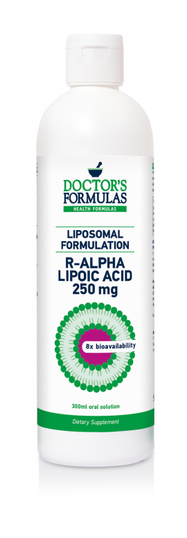 Image R-ALPHA LIPOIC ACID 250mg